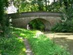 Dodford Road Bridge no 21 - Grand Union Canal, England.