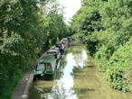 Canal views - The Grand Union Canal at Braunston