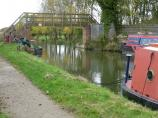 just outside of Market Harborough - canal stepbridge no.14- the Market Harborough Canal Arm