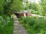 Gumley Road Bridge 60, Leicester Canal, England.