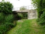 Long Hill Bridge 70 crosses the Leicester Canal Section.