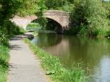 Leicester Canal Section - Pack Horse Bridge no 105
