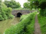 Saddington Tunnel's NW Portal on The Leicester Canal.