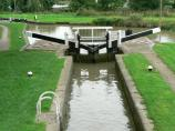 Leicester Canal and Watford Lock 3