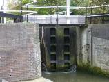 Bridge 23 - most locks have these small footbridges - River Stort