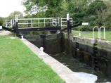 River Stort Navigation, Feakes Lock - lockgates