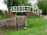 Bridge 3a crosses the Welford Canal Arm