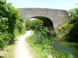 Drayton Beauchamp Bridge 5, Wendover Canal Arm in England.