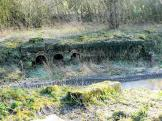 The remains of the pump station on the Wendover Canal Arm